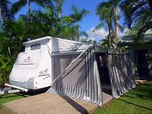 Jayco Discovery Bunks Family Caravan with full Annex McDowall Brisbane North West Preview