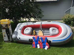 Sevylor 6 person inflatable boat