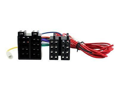 Estéreo Headunit Iso Cableado Cable Adaptador CT20CT10 Peugeot Citroen Modelos