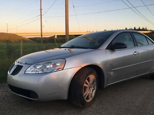 Low kms Pontiac G6