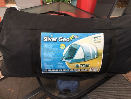 Silver Geo 4 Tent. SOLD & tent in South Australia | Miscellaneous Goods | Gumtree Australia ...