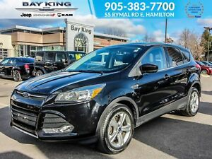 2016 Ford Escape BACK UP CAM, BLUETOOTH, HEATED SEATS, TRADE-IN