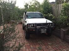 2002 Toyota hilux 4x4 ute Rowville Knox Area Preview