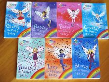 RAINBOW MAGIC BOOKS X7 Manly Brisbane South East Preview