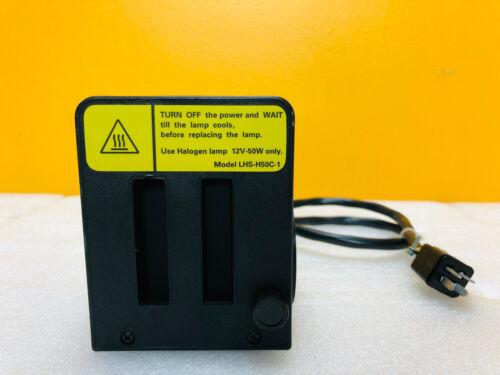 NIkon LHS-H50C-1 Lamp Housing / Light Source. Tested!