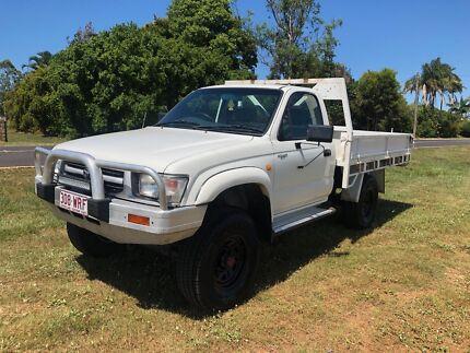 1998 Toyota hilux 4x4