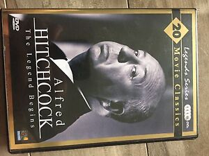 Alfred Hitchcock - 20 movies DVD