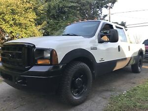 FORD F250 SUPERDURTY 2007 DIESEL