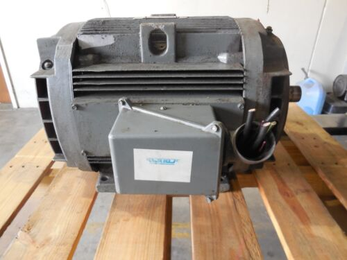General Electric GE Motor 326TSC RPM 1185 Volts 460 AMP 39 (HP 30) (3 Phase)
