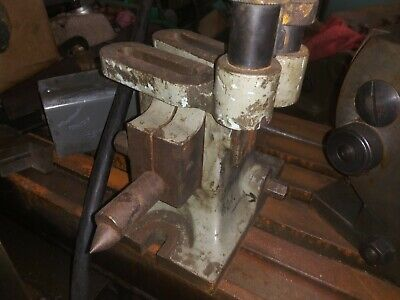 Brown Sharpe Dividing Head Input Gear Box Set Tailstock