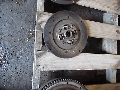 1959 Allis Chalmers D 10 Farm Tractor Clutch Disc