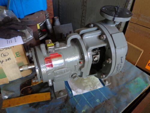 Flowserve Pump Model MK3 STD 2K3X2-10AOP 250 PSI NOS still mounted on pallet