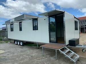 10.9 Meter - Portable Building - 1 or 2 Bedroom Apartment on Wheels Arundel Gold Coast City Preview