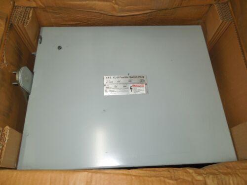 Ite Siemens Uv465g 400a 3ph 4w W/ Ground 600v Fusible Busplug New Surplus In Box