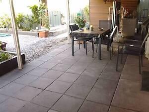 116 dark grey pavers 400 x 400 x 40 SOLD PENDING PICKUP WEDNESDAY Morphett Vale Morphett Vale Area Preview