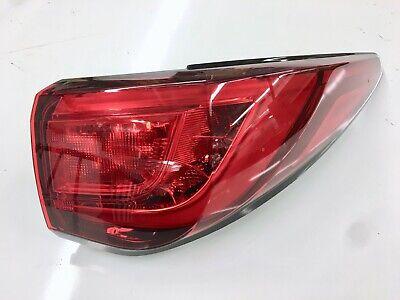 Infiniti QX60 Right Rear Tail Light Assembly Passenger Combination Lamp 2016+