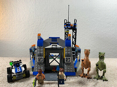 LEGO 75920 Jurassic World Raptor Escape