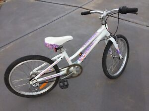 "Giant Liv 20"" 3spd kids bike."