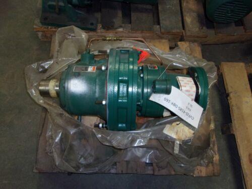 NEW SURPLUS SUMITOMO CVJS-4185-DBY-165 SPEED REDUCER GEAR HEAD 165:1 1750 RPM