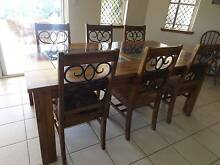 Balinese dining suite Mount Sheridan Cairns City Preview
