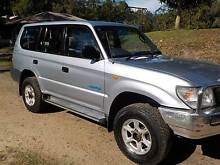 1998 Toyota LandCruiser Ultimate 4X4 Wagon East Lismore Lismore Area Preview