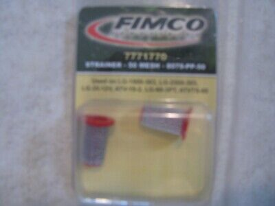 Fimco Industries 50 Mesh Strainer