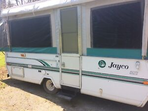Jayco Tent Trailer 1996