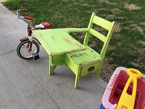 Antique Children's Desk