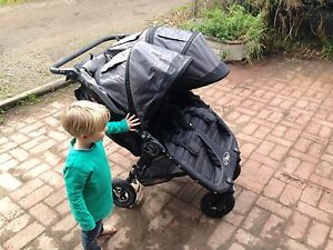 Baby Jogger Mini GT Double Pram Inman Valley Victor Harbor Area Preview
