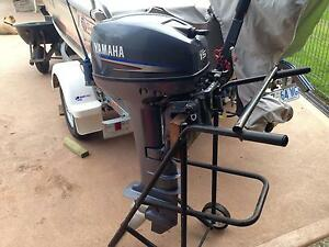 Yamaha 15 hp Sorell Sorell Area Preview