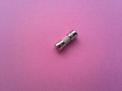 Mini-Feinsicherung / Glassicherung / Fuse 3,6 mm x 10 mm 1 A, 250 V träge