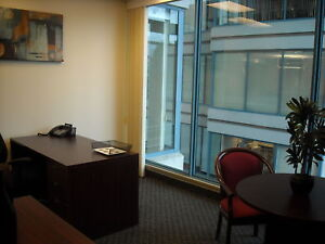 Professional Business Office Steps from Richmond Center