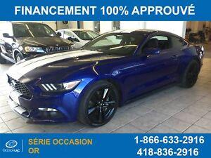 Ford Mustang 2.3l Turbo Ecoboost Camera De Recul 2015