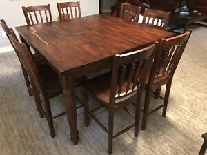 Buy Or Sell Dining Table Sets In Edmonton Area