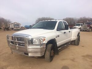 2008 Dodge Ram 3500 Dually 4x4 6-spd Manual