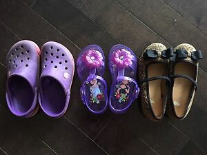 Girls shoes - size 11