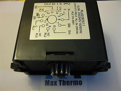 Gicar Rl403es11 Level Controller 230v 9.1.15.21g For Astoria Gicar Wega