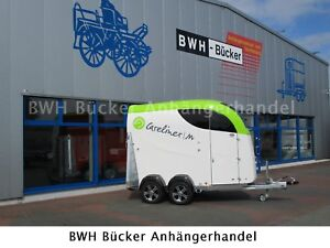 Bücker Trailer Careliner M