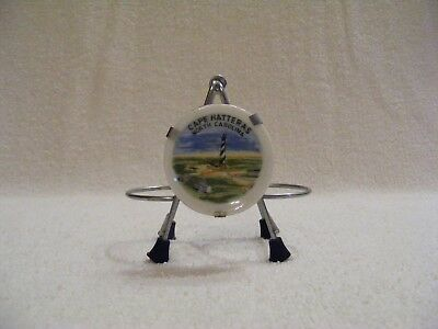 CAPE HATTERAS, N.C. SALT AND PEPPER SHAKER STAND ONLY - NO SHAKERS