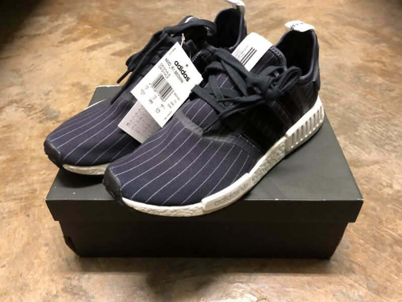 info for 916ca 3cf64 Brand New Adidas Originals NMD R1 Bedwin Black Size US10.5