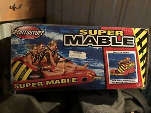 Sportsstuff, Supermable, inflatable, tube