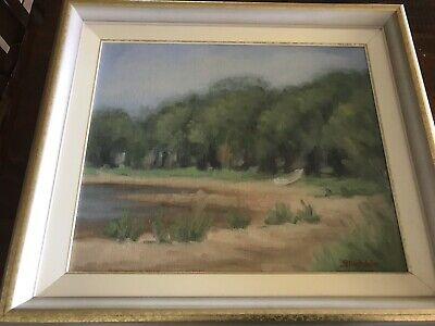 original oil paintings framed