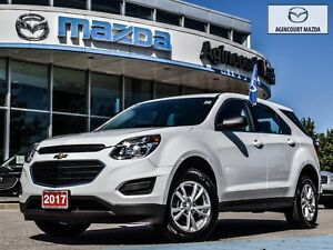 2017 Chevrolet Equinox LS-Bluetooth, Alloys, Back Up Camera, Key