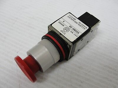 New Allen Bradley E-stop Button 800mr-d6a