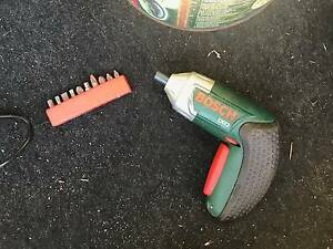 Bosch Hand Drill (electric with assorted fittings) City Beach Cambridge Area Preview