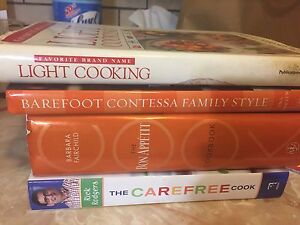 Cook books worth over $100