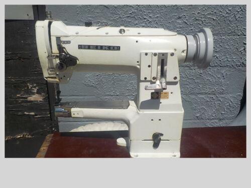 Industrial Sewing Machine Model Seilko LSC-8B-1 walking foot ,cylinder, Leather