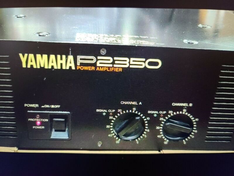 Yamaha P2350  Power Amp