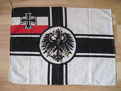 Preussen Fahne,Reichskriegsflagge der Kaiserlichen Marine in 53 cm x 39 cm