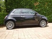 2013 Fiat 500c Lounge Cabriolet - Low KM - 1 OWNER - Gucci Extras Goodwood Unley Area Preview